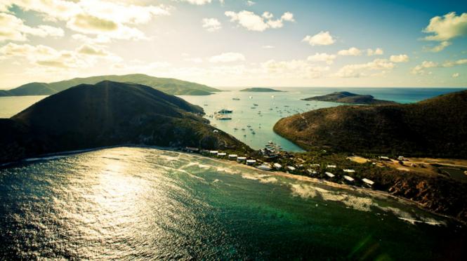 British Virgin Islands 2011 - Image courtesy of Caribbean Superyacht Regatta & Rendezvuos