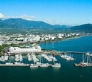 20 percent expansion of the Cairns Marlin Superyacht Marina