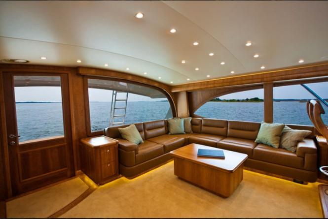 25m Motor Yacht Georgia Girl By Paul Mann Custom Boats Yacht Charter Superyacht News