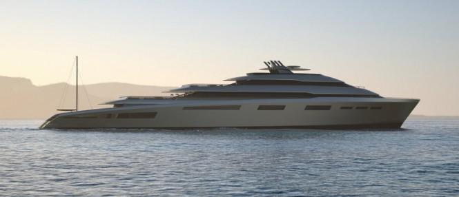 Fincantieri 99m Xvintage Superyacht