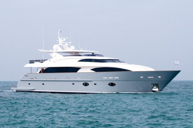 Horizon MUSES superyacht