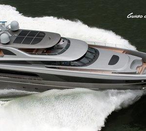 Jongert 3900 Lucia M superyacht designed by Guido de Groot - 2011 ISS Design Awards Finalist