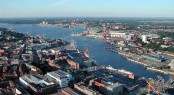 KIEL - a popular yacht charter destination in Northern Germany