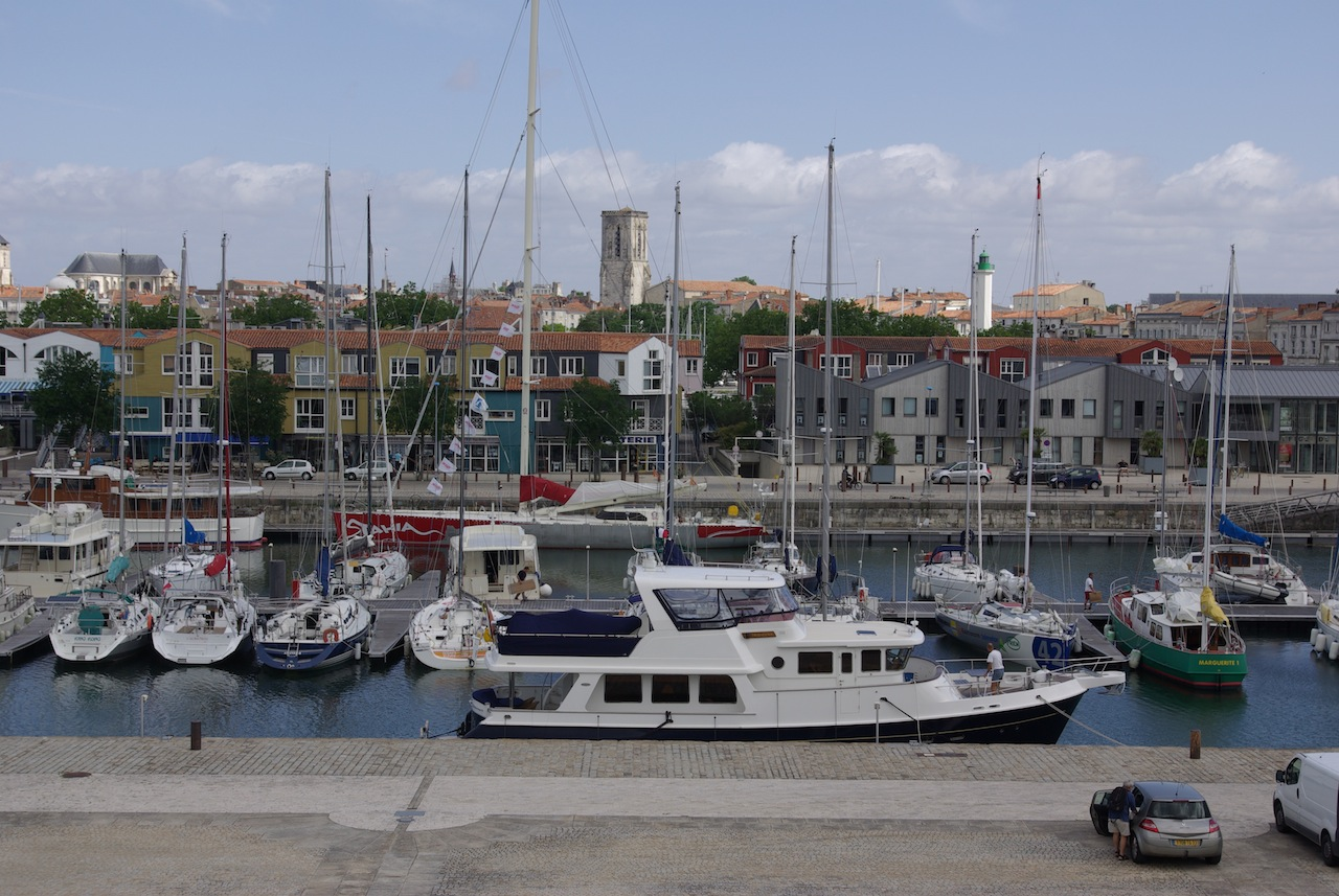 La rochelle port hosting the biscay 2012 offshore race for La port news