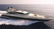 Leopard 43m motor yacht Makira