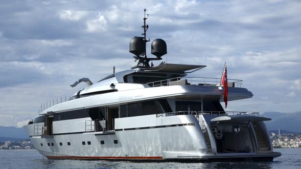 Luxury yacht ONYX by Sanlorenzo