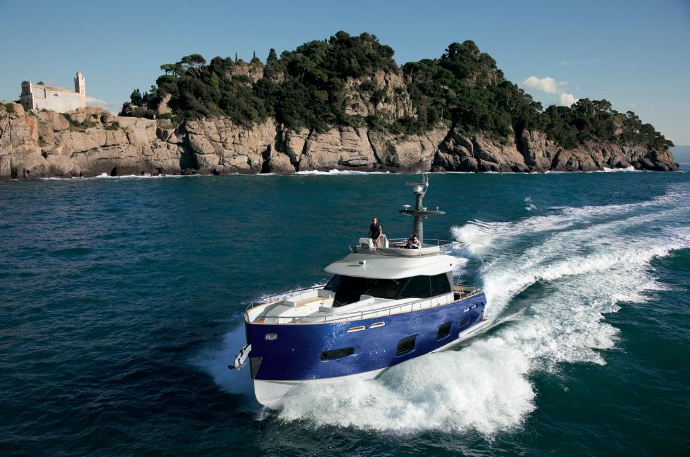 Magellano 50 yacht by Azimut Yachts