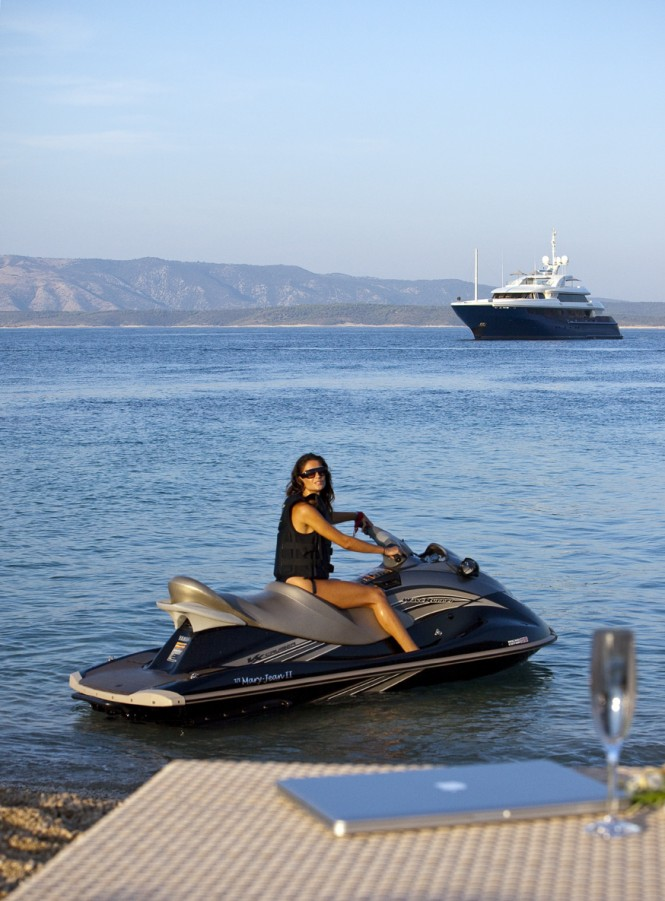 Marc Paris Superyacht Jet Ski