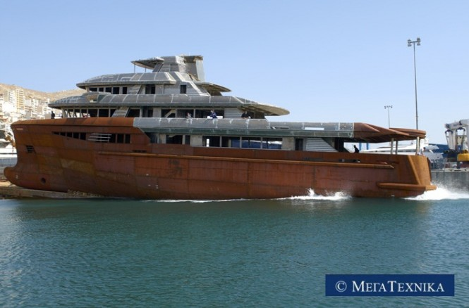 Mega Technica 50m Hull 164.10 superyacht