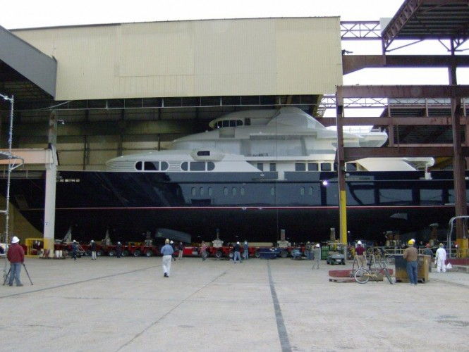 Motor yacht New Horizon by Trinity Yachts ready to Launch