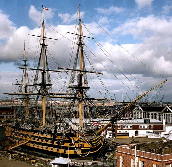Nelson 115´ Flagship HMS Victory