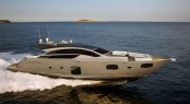 New Pershing 82 motor yacht by Perishing Yachts to be launched in 2012