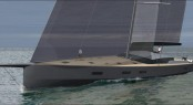 New sailing yacht MAXI DOLPHIN FC 100 by Finot Conq