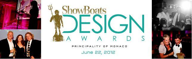 Nominations Open for 2012 ShowBoats Design Awards in Monaco