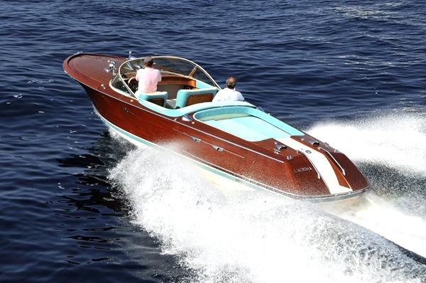 Riva Aquarama yacht