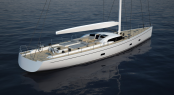 SW 102 DS Yacht by Southern Wind in collaboration with Nauta Design and Farr Yacht Design