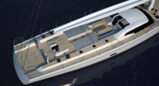 SW 102 DS sailing yacht by Southern Wind due for launch in 2012