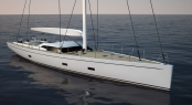 Sailing Yacht SW102DS by Southern Wind
