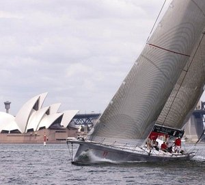 """Sensational"" southerly to test SOLAS Big Boat Challenge crews in Sydney Harbour"
