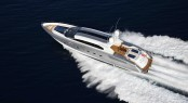 Shooting Star Yacht from above - by Danish Yachts