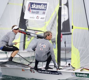 ISAF Sailing World Championships : Skandia Team GBR expecting fantastic sailing in Perth