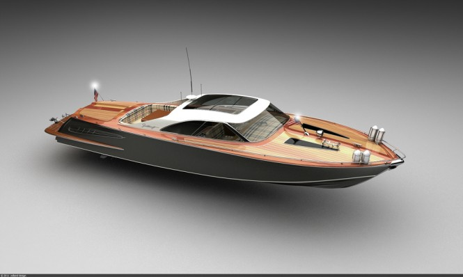Strand Craft 39' Coupé super yacht tender by Bo Zolland
