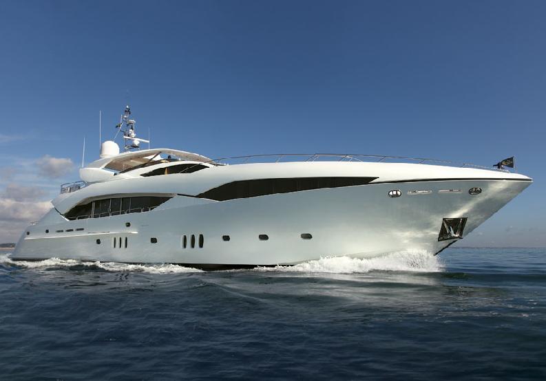 sunseeker predator 130 yacht exterior yacht charter