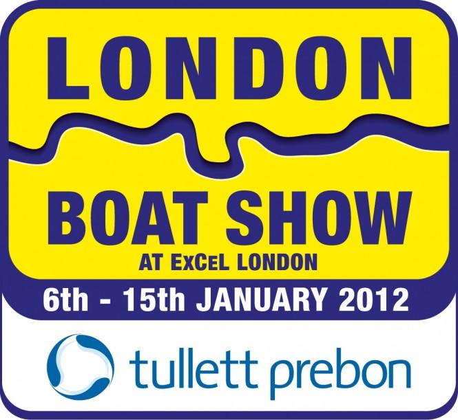 Tullett Prebon London Boat Show logo