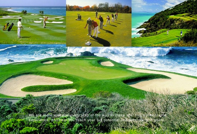 USA Luxury Golf Yacht Charter Vacations