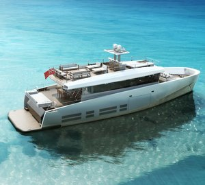 2012 Landmark Year for Wally - Wally//Cento, Wally/50m and Wally//Ace Yachts scheduled for launch this year