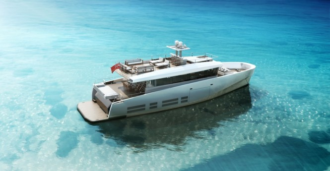 26.23m Motor Yacht Wally//Ace
