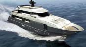 33m Luxury Motor Yacht Aicon Navetta 110 by Aicon Yachts