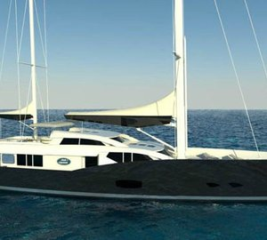 35.30m sailing yacht Conrad 115 by Conrad Yachts