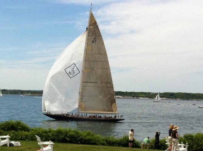 39m sailing yacht VELSHEDA