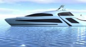 40.5m motor yacht i41 by IP.YD