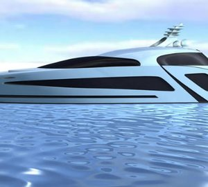 40.5m motor yacht i41 by Ira Petromanolaki from IP.YD