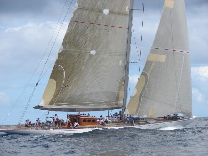41.55m luxury charter yacht Ranger