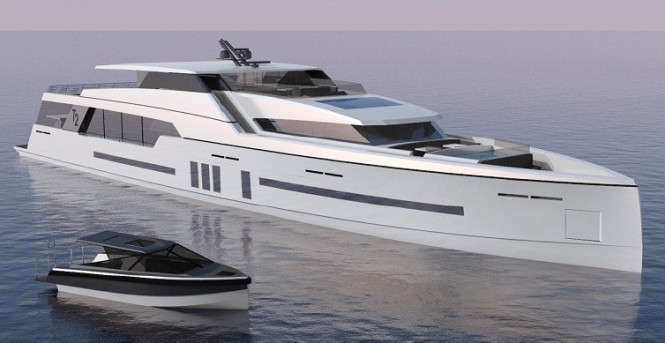 C.Way was established to create luxurious custom and semi-custom yachts in a ...