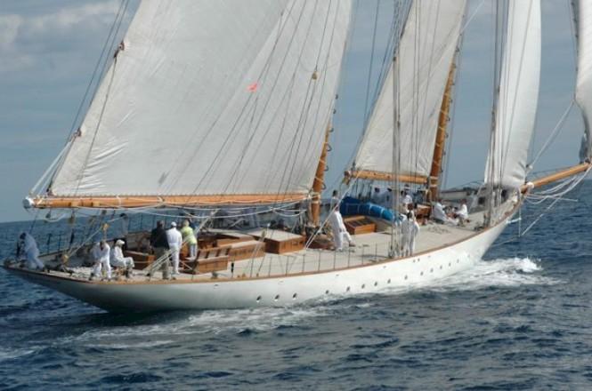50m ELEONORA superyacht