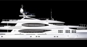 50m motor yacht Tsumat (ex T-057) by Trinity Yachts