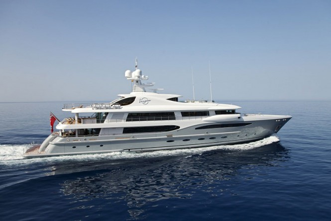 65.5m super yacht Imagine by Amels