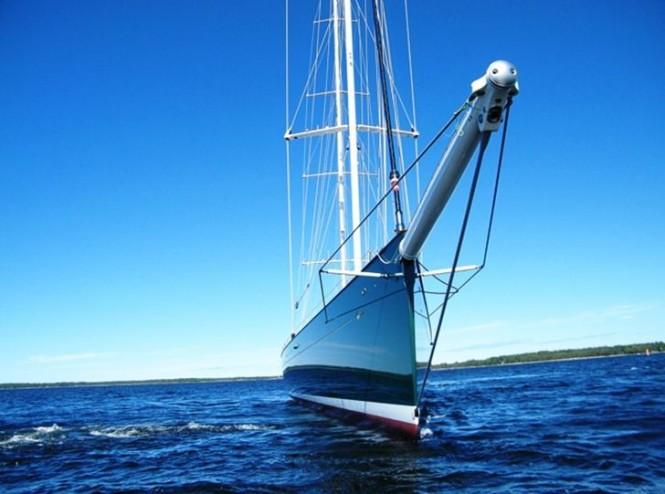67m Sailing yacht Hetairos - Credit Baltic Yachts
