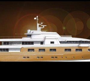 70m Sam Sorgiovanni motor yacht for Azzura Yachts