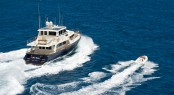 75 Marlow Explorer yacht MISS KULANI based in Papeete in Tahiti all year round - Photo by Tim McKenna Photography©