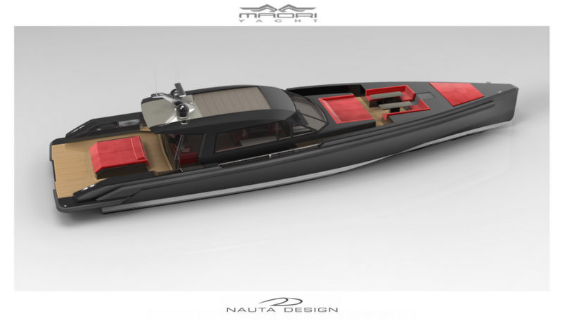 Luxury Yacht Tender