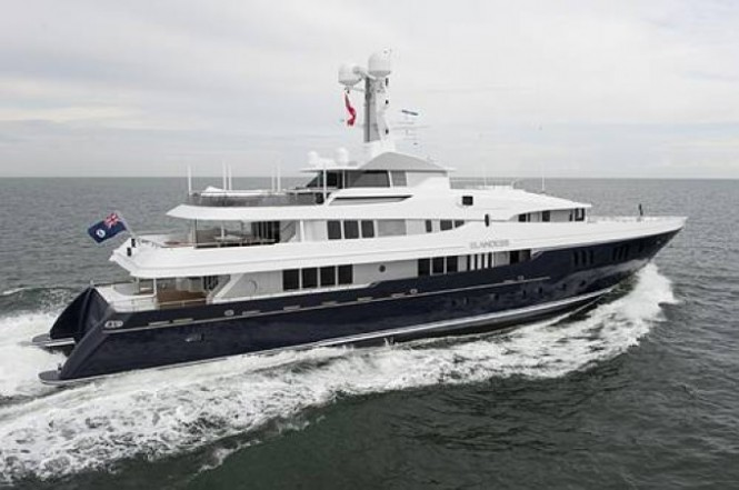 Abeking and Rasmussen motor yacht Elandess