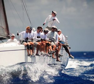 41st BVI Spring Regatta & Sailing Festival: Warm Water - Hot Racing Guaranteed
