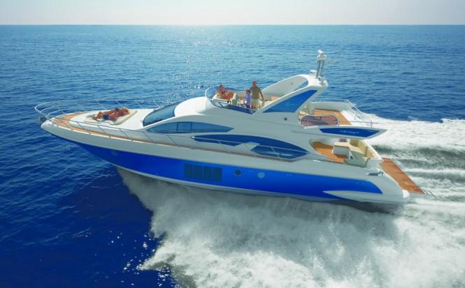 Azimut 64 Yacht