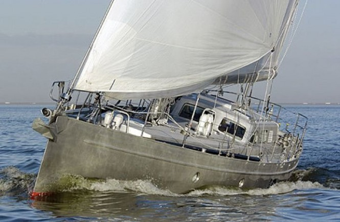 Bestevaer 53ST sailing yacht Bestevaer II