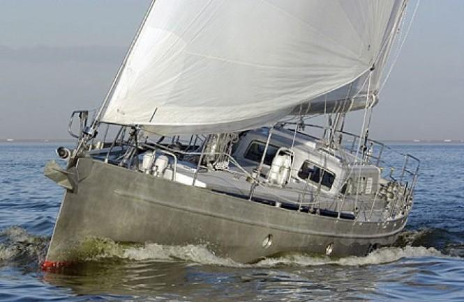 Bestevaer 53ST sailing yacht Bestevaer II
